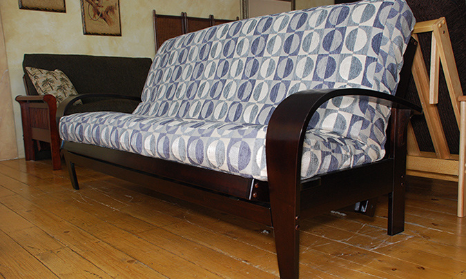 Futon Covers Solid Wood Frames